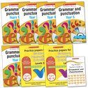 Scholastic Literacy Skills: Grammar and Punctuation Pack