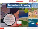Sensational poetry – interactive poetry resource