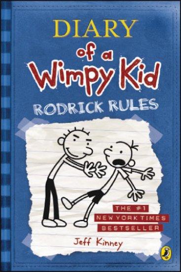 Wimpy kid rodrick rules book report