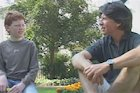 Anthony Browne video interview