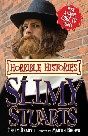 Slimy Stuarts (TV tie-in edition)