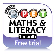 Class PET - the Primary e-Assessment Tool Free 3-Month trial Licence