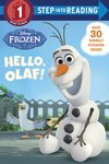 Step into Reading: Disney Frozen - Hello, Olaf!