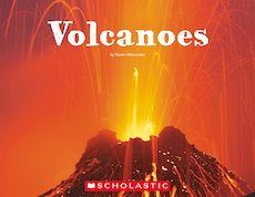 Guided Readers: Volcanoes x 6