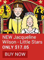 New Jacqueline Wilson - Little Stars