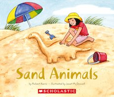 Guided Readers: Sand Animals x 6