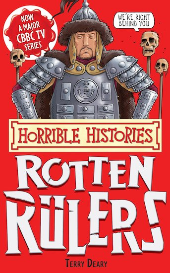 Rotten Rulers - Terry Deary