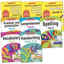 Year 6 Scholastic Literacy Skills With Practice Papers Pack