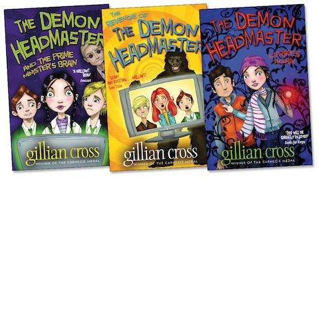 demon headmaster book review