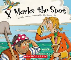 Guided Readers: X Marks the Spot x 6