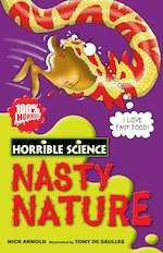 Nasty Nature cover image