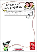 The Adventures of Long Arm - Design your own invention