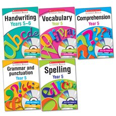 Scholastic Literacy Skills Complete Pack: Year 5