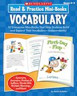 Read & Practice Mini-Books: Vocabulary