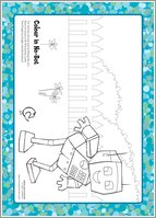 cloudbabies coloring pages for kids - photo#16