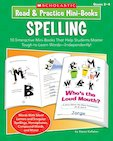Read & Practice Mini-Books: Spelling