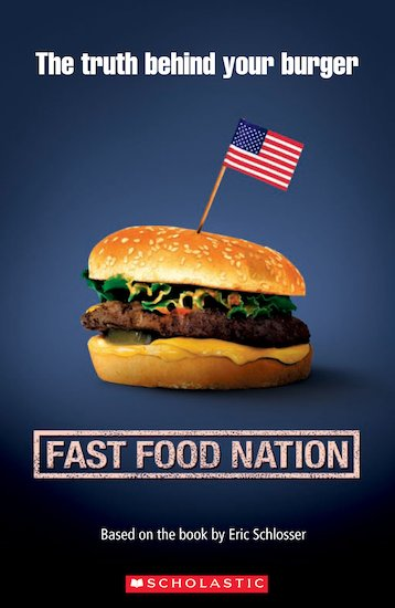 Food Book Cover Quotes : Fast food nation book quotes quotesgram