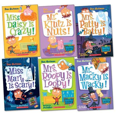 My Weird School #3: Mrs. Roopy Is Loopy! by Gutman, Dan