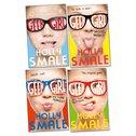 Geek Girl Pack x 4