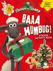 Shaun the Sheep: Baaa Humbug! Sticker Activity Book