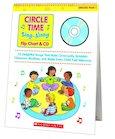 Circle Time Sing-Along Flip Chart and CD