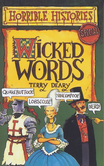 Wicked Words - Terry Deary