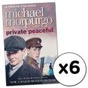 Private Peaceful x 6