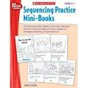 Sequencing Practice Mini-Books: Grades K-1