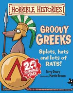 Groovy Greeks cover image