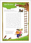 Magic Tree House Maze