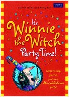 Winnie the Witch Party Pack