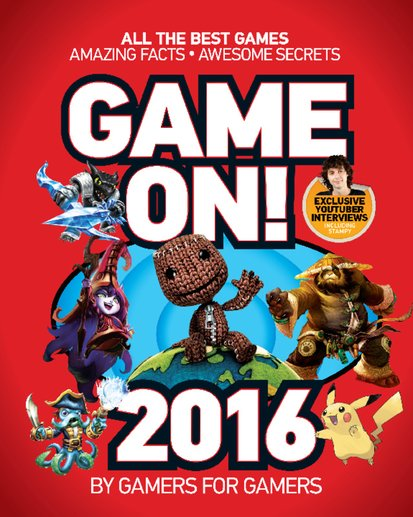 Game On! 2016 - Scholastic Kids' Club