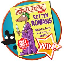 Where's Rattus Win Image May 2013