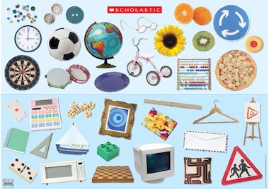 Everyday shapes – Primary KS1 teaching resource - Scholastic