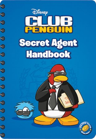 Club Penguin: Secret Agent Handbook