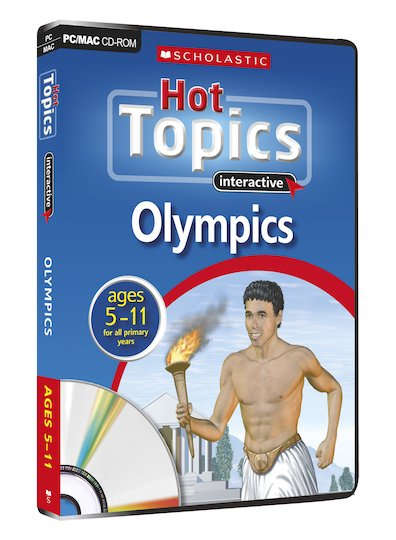 Olympics CD-ROM (Teacher Resource)