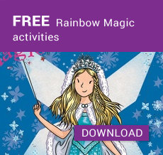 FREE Rainbow Magic activities
