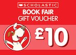 10 Book Fair Gift Voucher