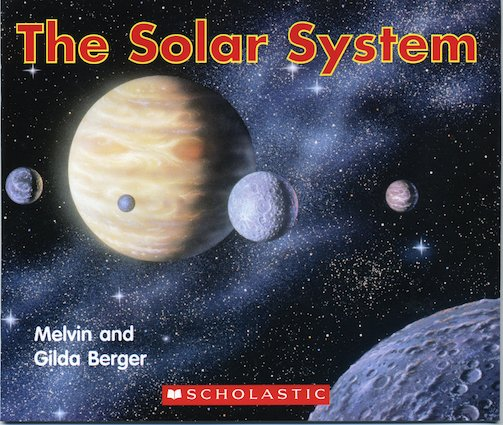Solar System Booklet Pics about
