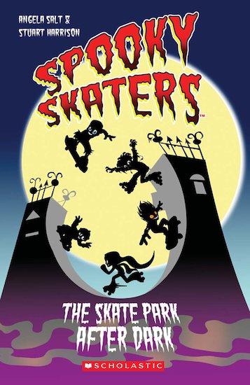 spooky skaters Compre o livro spooky skaters - starter level na amazoncombr: confira as ofertas para livros em inglês e importados.