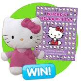 Hello Kitty win image March 2012