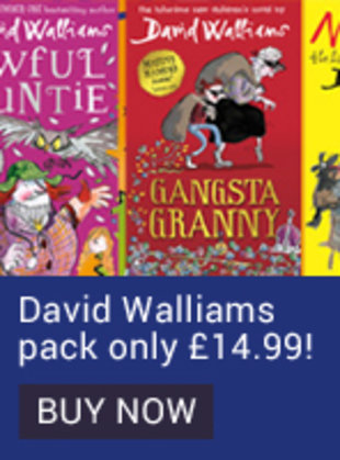 David Walliams Pack