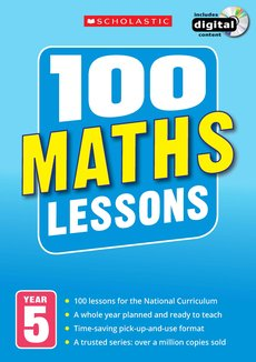 100 Maths Lessons: Year 5