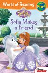 World of Reading: Sofia the First – Sofia Makes a Friend