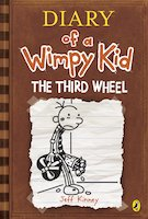 Wimpy Kid 7 The Third Wheel cover image