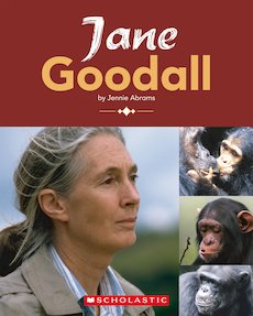 Guided Readers: Jane Goodall x 6