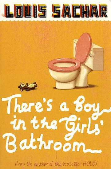 There s a boy in the girls bathroom scholastic kids 39 club for The boy in the girls bathroom