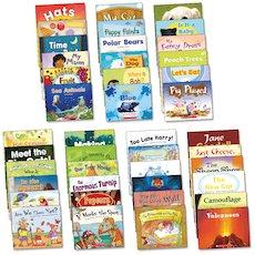Guided Readers Complete Library Pack x 42