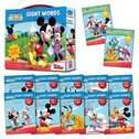 Mickey Mouse Sight Words Box Set