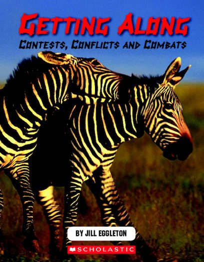 Connectors: Getting Along - Contests, Conflicts and Combats x 6